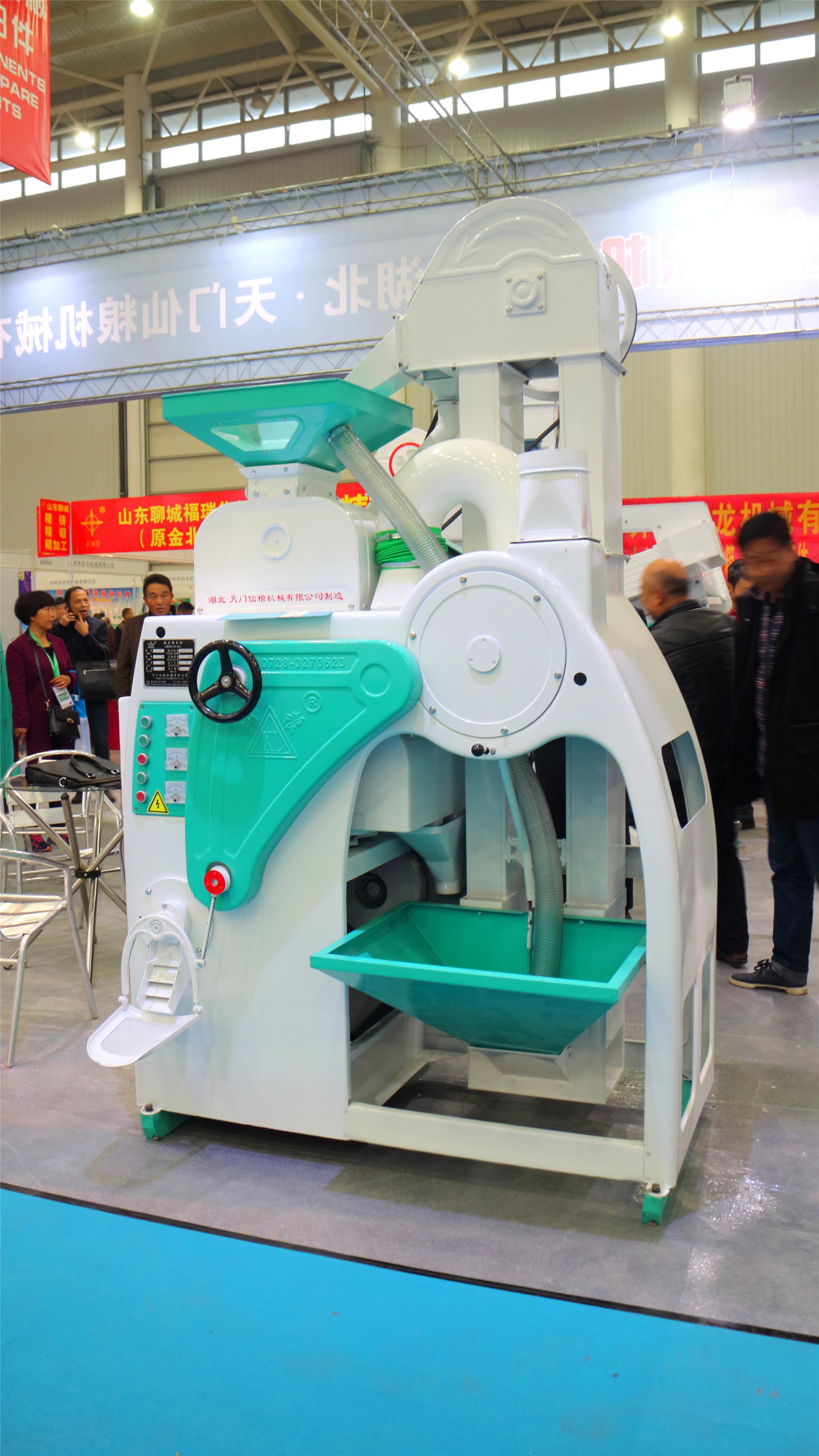 仙糧機械|碾米機|去石機|粉碎機|糧食烘干機|精米線|仙桃碾米機